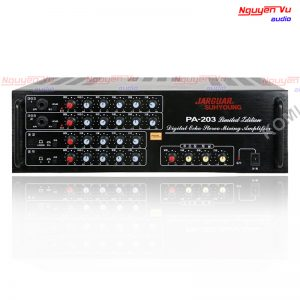 amply jarguar pa 203n limited edition
