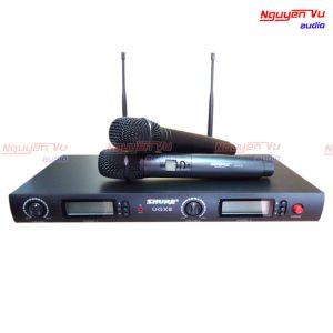 micro karaoke không dây shure UGX9