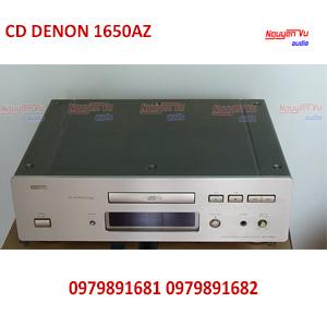 Đầu CD Denon 1650AZ