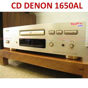 Đầu cd Denon 1650AL