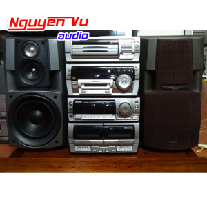 Dàn Victor MX-MD77