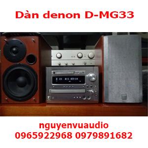 Dàn denon D-MG33