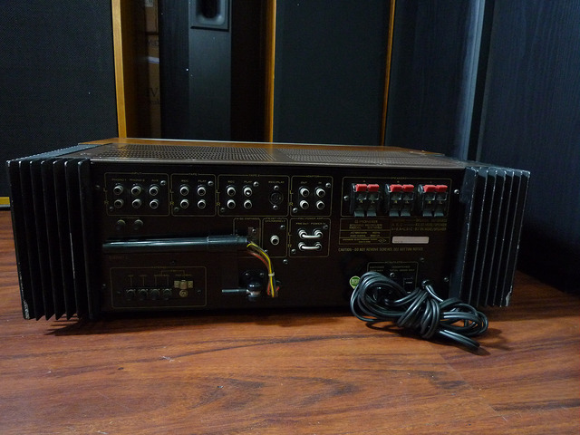 Amply Pioneer sx 1250