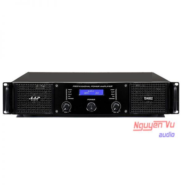 Cục đẩy công suất AAP TD4002