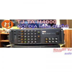Amply Karaoke TJ TA H4000