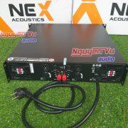 Cục đẩy công suất 2 kênh NEX V8