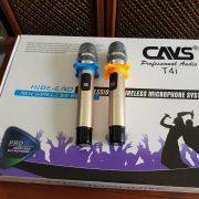 Micro không dây CAVS T4